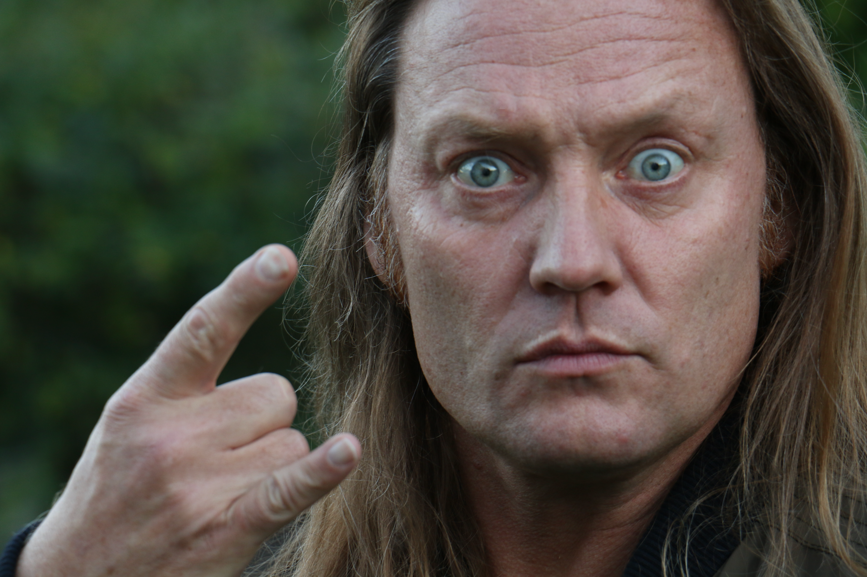 D-A-D-forsanger Jesper Binzer i spidsen for nyt radioshow: Jeg vil bare dele ud af den fedeste rock