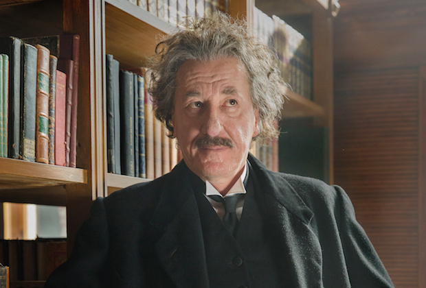 "NATIONAL GEOGRAPHIC HAR PREMIERE PÅ ""GENIUS"" SØNDAG 23. APRIL: EN FANTASTISK DRAMASERIE OM ALBERT EINSTEINS LIV"