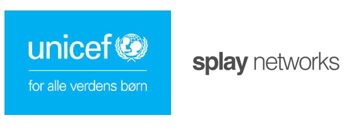 UNICEF og Splay går sammen om at få flere børn i skole