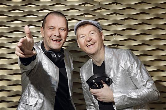 Jan Glæsel og Rumors Corner præsenterer: Radioværterne Milling & Molbech med  'Horny Night Sommer Dansefest'