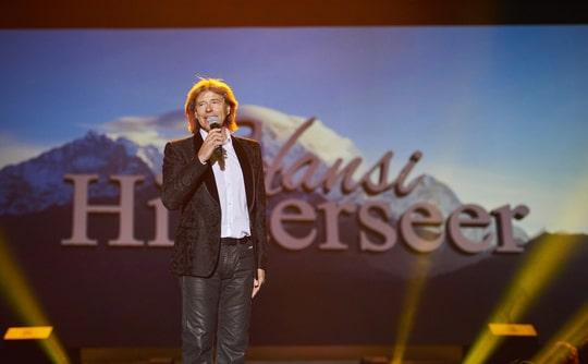International stjerne besøger Dansktop Prisen 2019: Hansi Hinterseer bliver hovednavn sammen med Kandis og Birthe Kjær i Jyske Bank Boxen i Herning