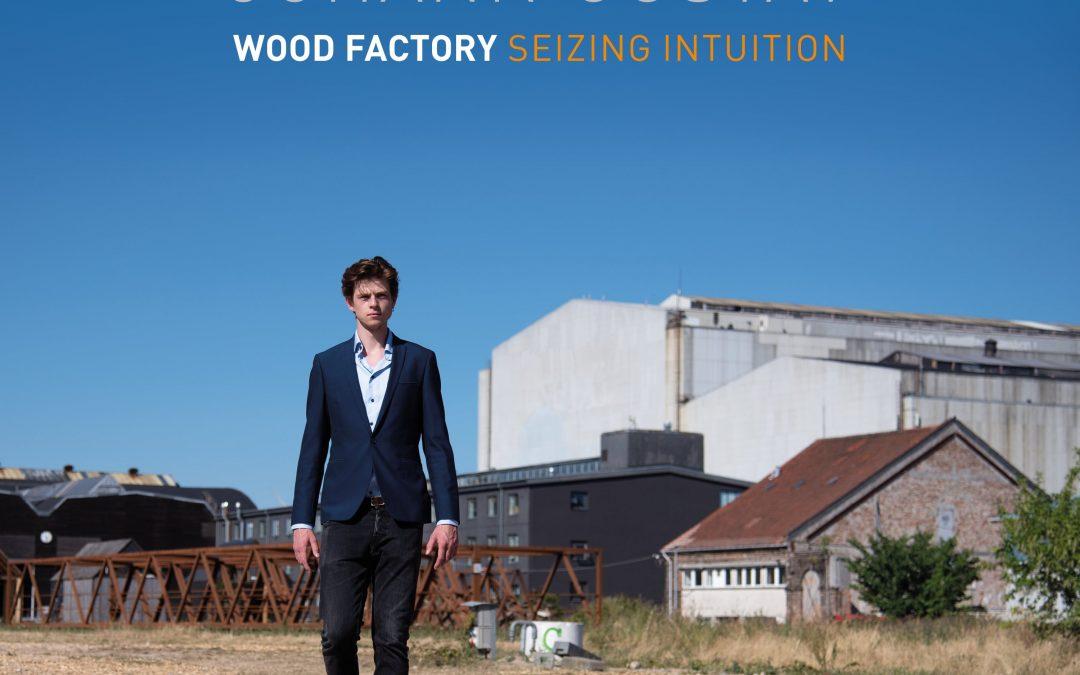 24-årige Johann Gustav udgiver ny jazzplade: Wood Factory – Seizing Intuition