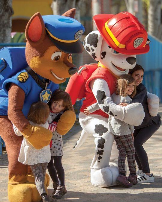 Mød Nickelodeons Paw Patrol hos YouSee i efterårsferien