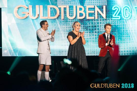 GULDTUBEN VENDER TILBAGE I 2020